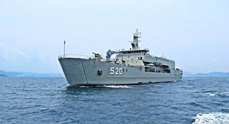 Masuk 10 Besar Terbesar di Dunia, Ini Kekuatan Armada Laut Indonesia