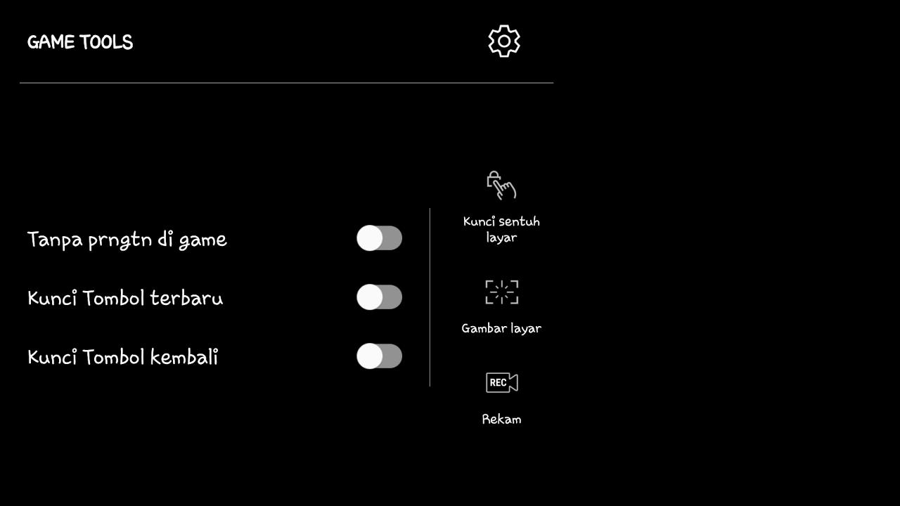 Aplikasi Record Game Samsung Yang Jarang Orang Tau