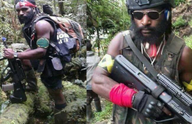 Memburu Egianus Kogoya, Otak Serangan Pekerja Proyek di Papua