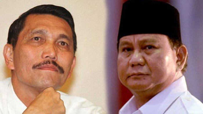 """Luhut terkena """" serangan """" kubu Prabowo ? ada apa sebenarnya ?"""