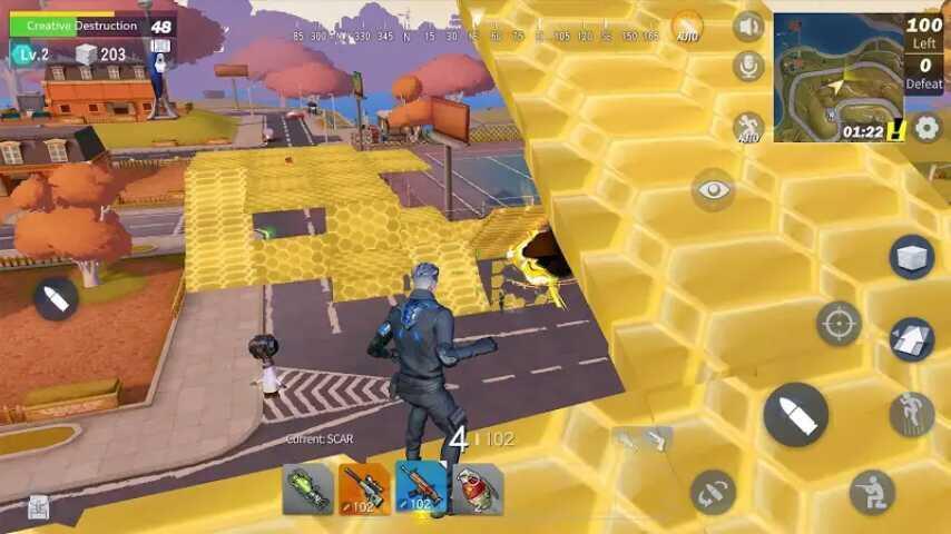 2 Game Android Mirip Dengan Fortnite