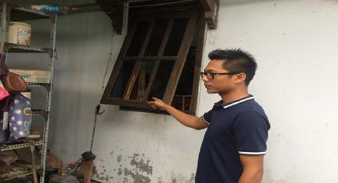Rumah Komeng Dirampok Maling, Duit Puluhan Juta Hilang