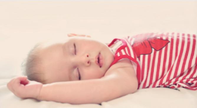 Cara agar bayi tidur nyenyak pada malam hari