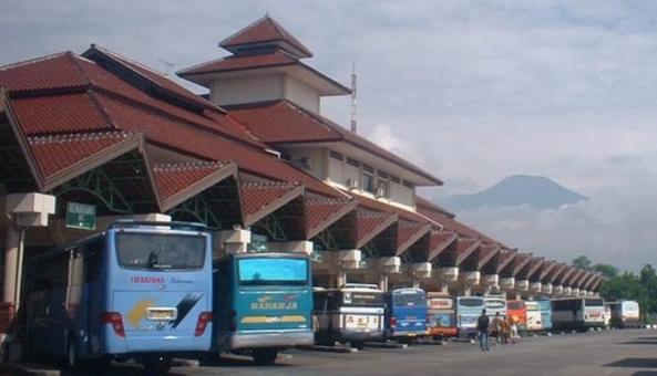 Trik Cara Order / Pesan Grab Gojek di Terminal Bus yang Aman dari Zona Merah