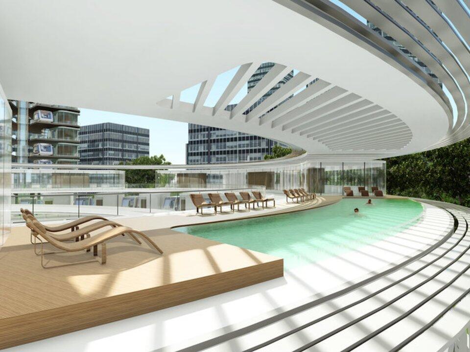 Disebut Sebagai Hotel Berjalan, Ternyata Diduga Akan Menjadi Trend Di Tahun 2030