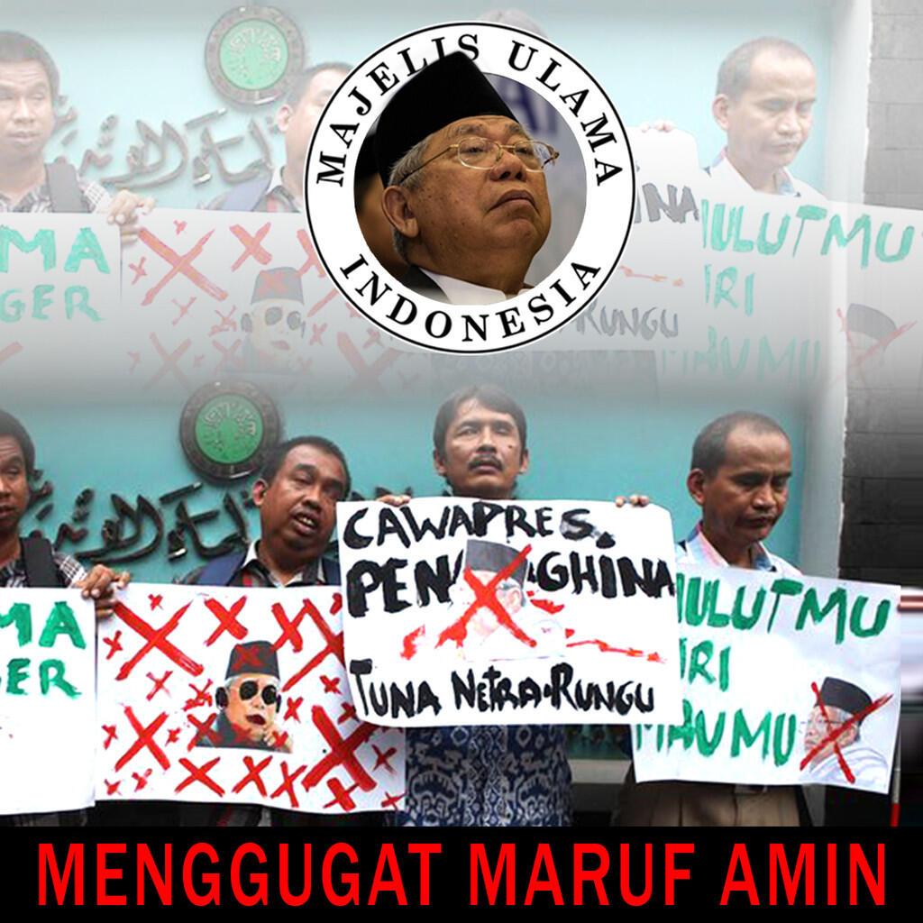 Somasi Ma'ruf Amin, Prabowo Janjikan Hak Kaum Disabilitas