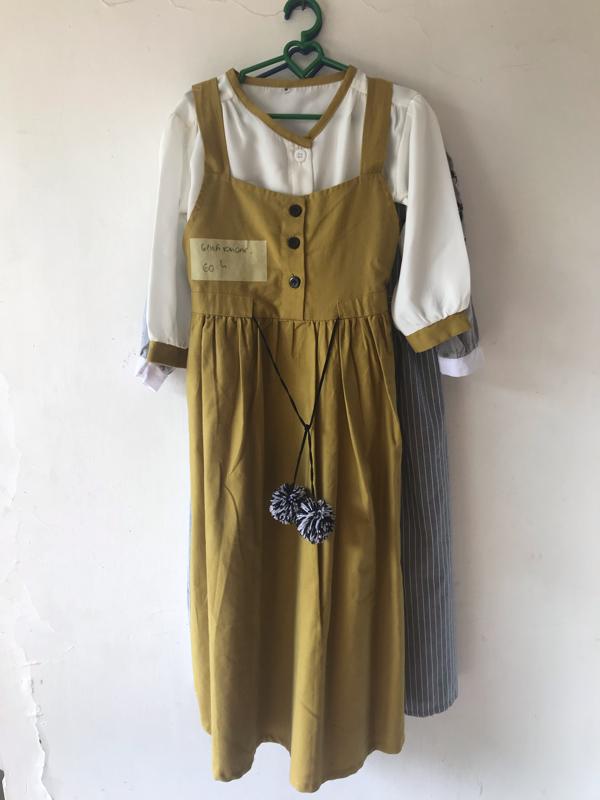 Need Konveksi/Vendor/CMT Baju Anak