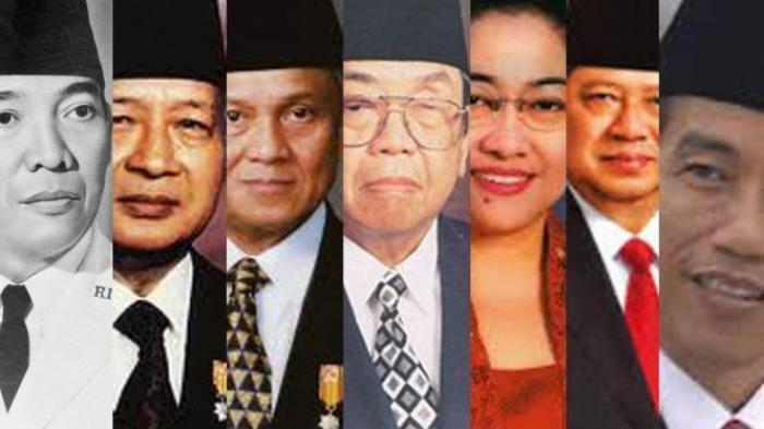 4 Presiden Indonesia Ini Jabatannya Berakhir Secara Tragis
