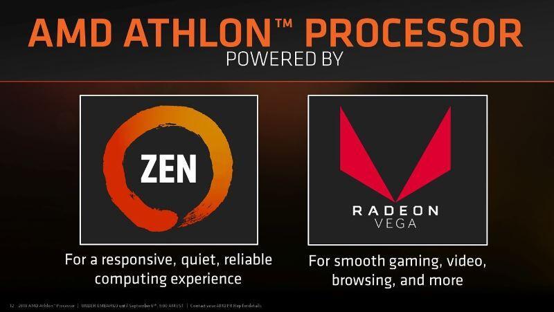 Mau Rakit PC Harga Terjangkau? Pakai Tenaga Prosessor Athlon 200GE aja gan!