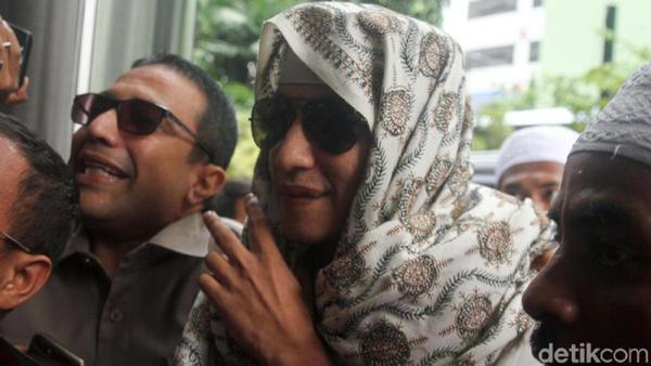 Sudah 10 Jam, Habib Bahar bin Smith Masih Diperiksa di Bareskrim