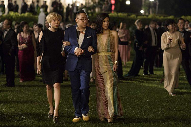 Film Crazy Rich Asians Terpuruk di China