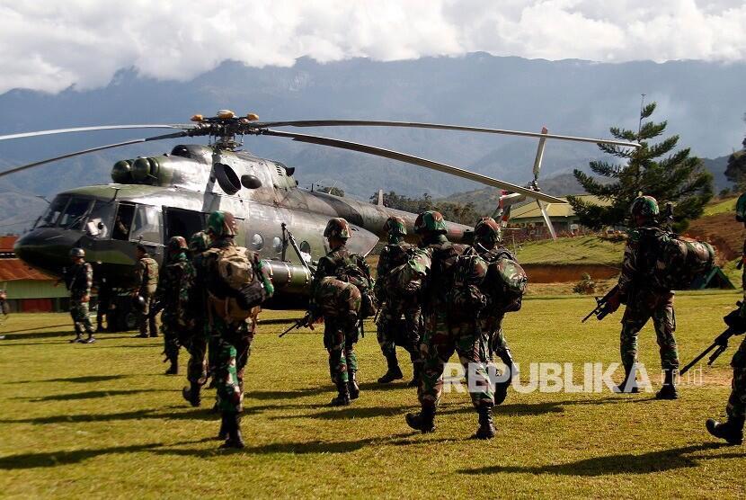 KKSB di Nduga Mengaku Dibom, Ini Respons TNI