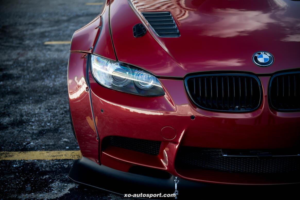 Berawal Dari Iseng, Dua Sahabat Ini Modif BMW Kembar!