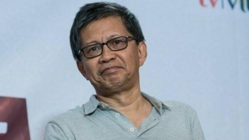 Rocky Gerung Sindir Pedas Acara Jokowi Yang Sepi