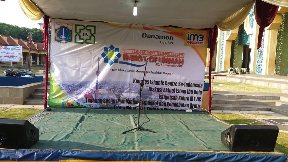 JIC Berdayakan Ekonomi Ummat dengan Bazar