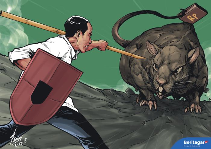 Menekan korupsi legislatif, merawat kepercayaan publik