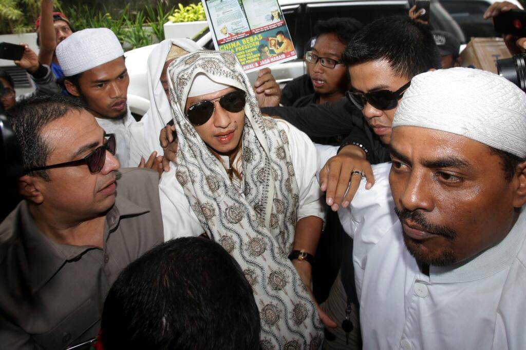 Polisi Percaya Bahar bin Smith Tak Kabur