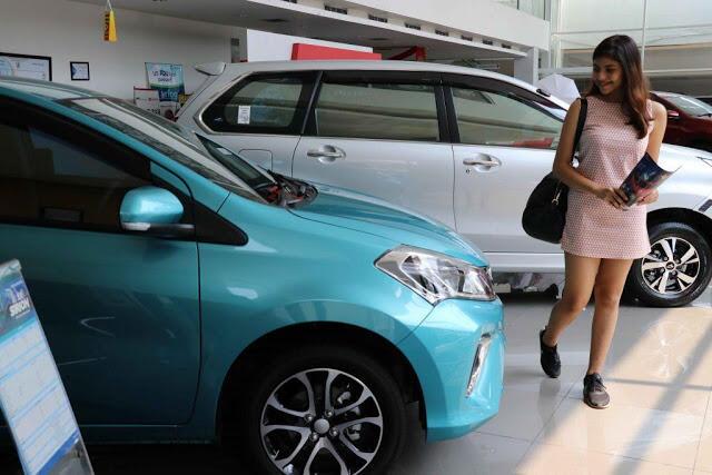 Tips Jitu Memilih Mobil Kredit.