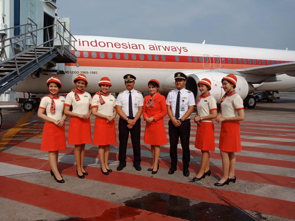 Ini Nuansa Baru Terbang Bersama Garuda Indonesia Vintage Flight Experience