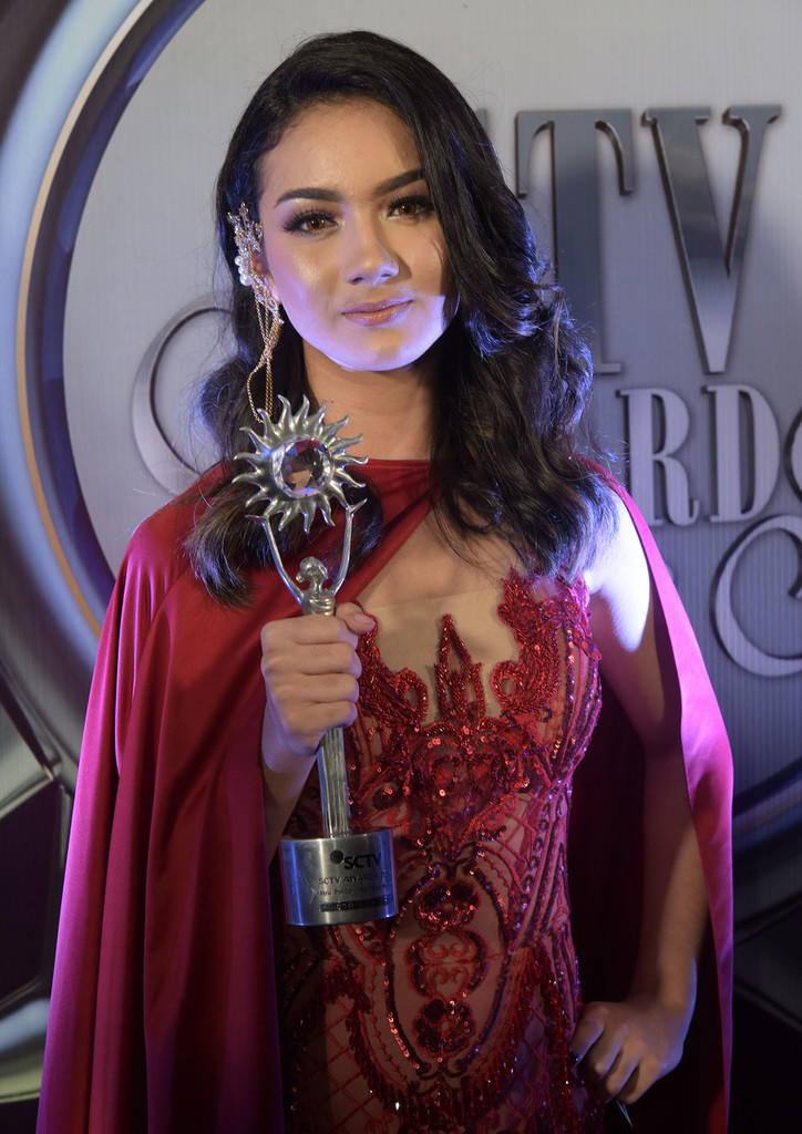 Ersya Aurelia, Pemeran Wanita Pendamping Paling Ngetop