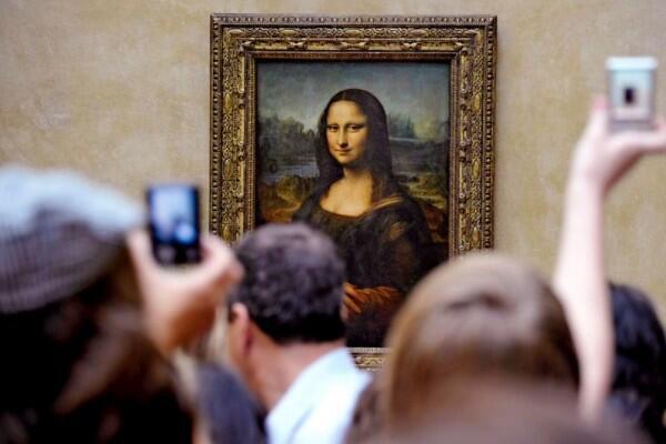 Mahakarya Agung, Berikut 10 Lukisan Paling Terkenal di Dunia