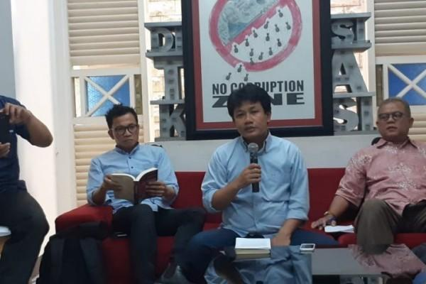 Mandat Reformasi, ICW Desak Kasus Korupsi Era Soeharto Dituntaskan