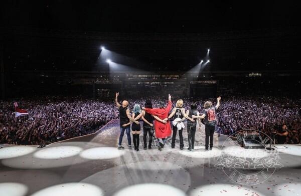 Judas Priest & 7 Band Rock Dunia yang Menghentak Indonesia di 2018