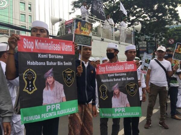Langkah Kuasa Hukum Jika Bahar bin Smith Ditahan Polisi