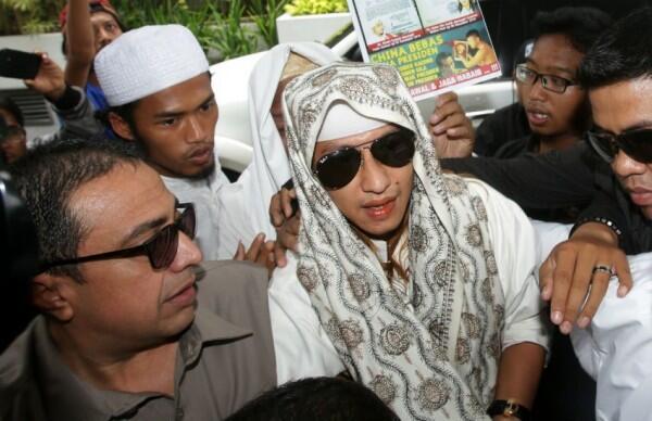 Bahar bin Smith Jadi Tersangka, TKN: Itu Bukan Kriminalisasi Ulama