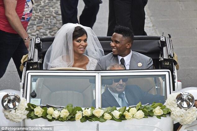 5 'Royal Wedding' Pesepakbola Terkenal