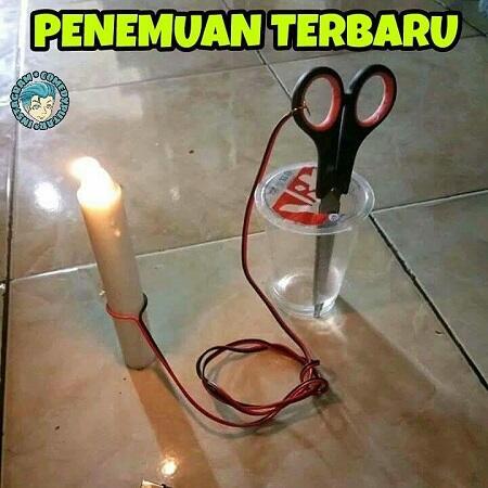 Kreatif , Pemanfaatan Benda Ini Bukti Orang Indonesia Terlalu Kreatif !!!