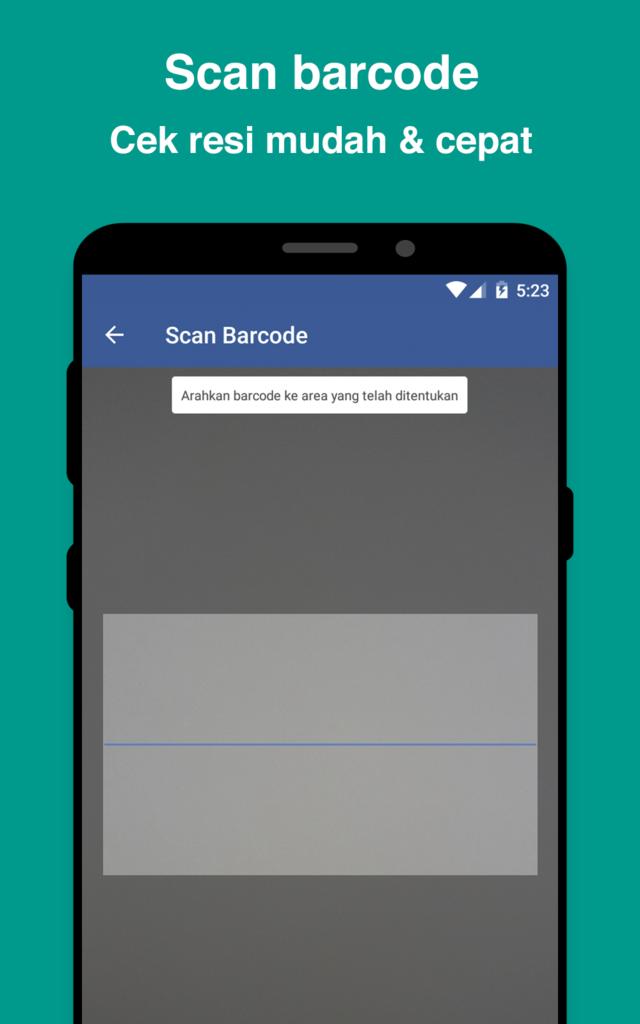 [SHARE] Cek Resi dan Ongkos Kirim dengan Mudah, Lengkap dan Cepat Menggunakan Android