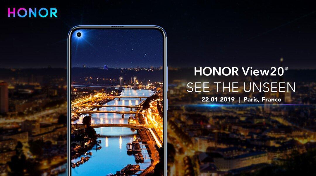 Honor View 20, Hal Terbaru Dari Honor Untuk Melihat yang Tidak Terlihat