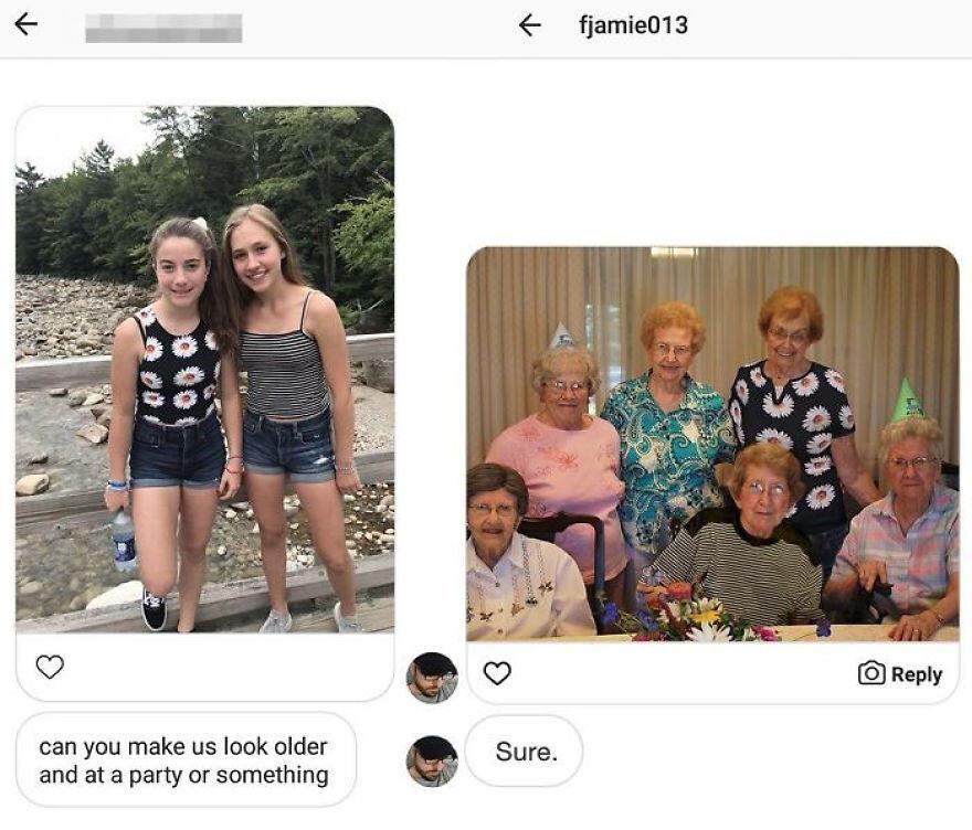 Orang-orang Ini Jadi Korban Keusilan Dewa Photosop, Hasilnya Kocak-kocak Gan!