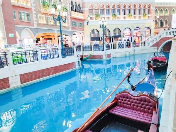 Travelling ke Macau: Dari Rumah Panda Sampai ke Replika Venezia