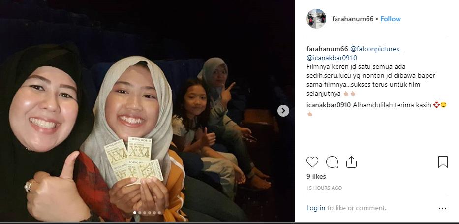 Armada Senang Tiket Film Asal Kau Bahagia Sold Out Kaskus