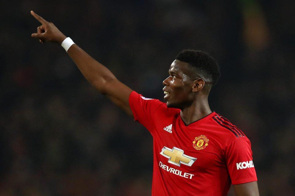 Paul Pogba Sudah Tampil Oke untuk Manchester United, Ini Buktinya