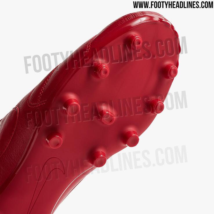 Red Hot! Nike Premiere II Seksi Abis