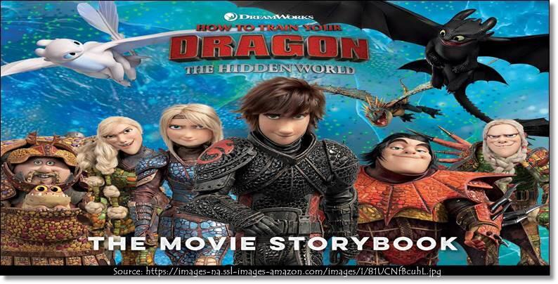 5 Fakta Terungkap Film Animasi How to Train Your Dragon: The Hidden World