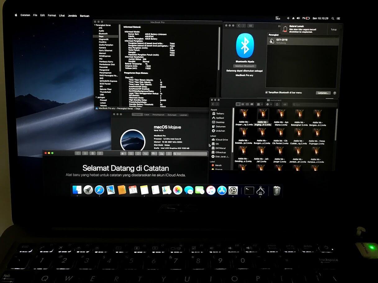 Laptop Asus VkivoBook S410UN | KASKUS