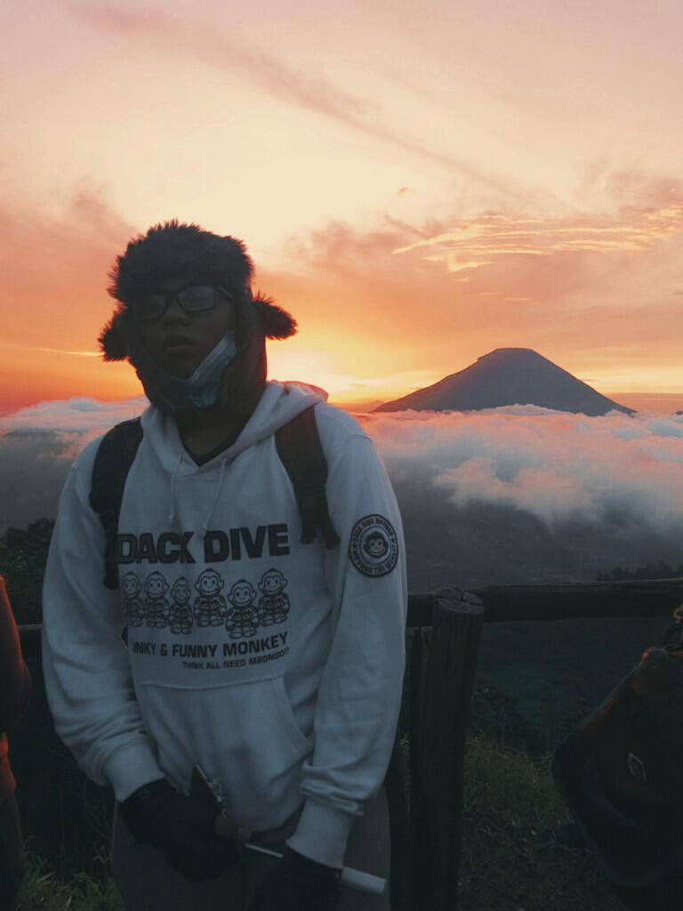 Desa ini Memiliki Sunrise terbaik di Jawa Tengah !