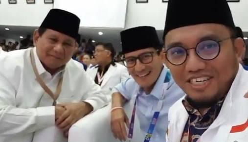 Tim Prabowo-Sandi Minta Polisi Cari Perekam yang Sebar Hoax Surat Suara