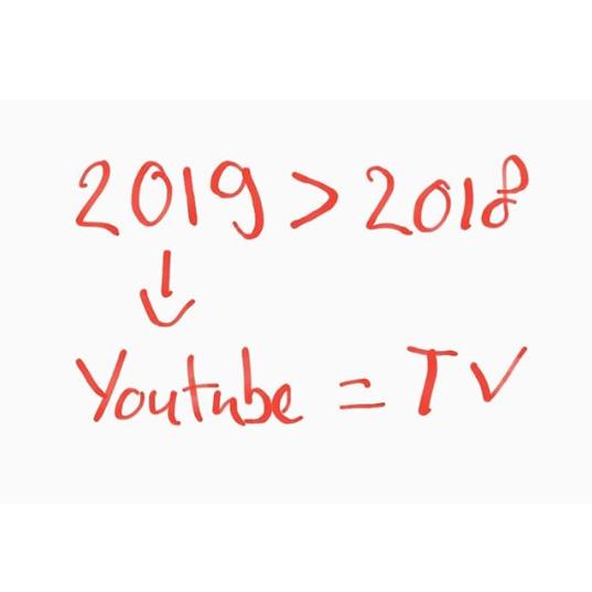 Apa Benar, YouTube Indonesia Sekarang dan TV Sama Saja ?