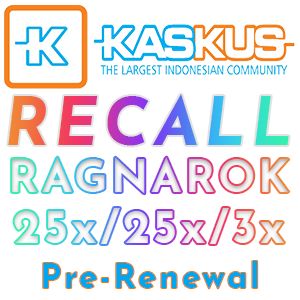 Recall Ragnarok Online | Mid-Low Rate | 99/70 Pre-Renewal | Play 2 Win !