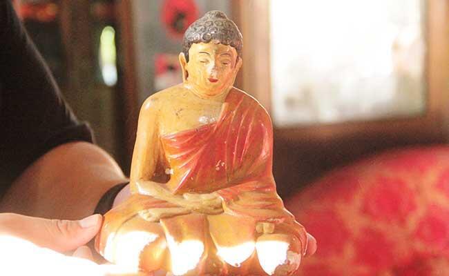 Mbah Joyo, Saksi Kemunduran Umat Buddha Blitar