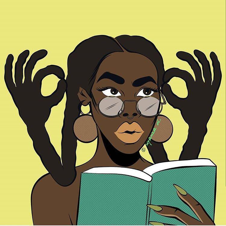 Lewat Rambutnya Wanita Ini Memberikan Pesan-Pesan yang Luar Biasa