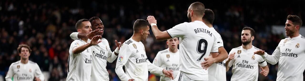 3-0: Real Madrid pesta gol dan merapat ke babak perempat Piala Raja