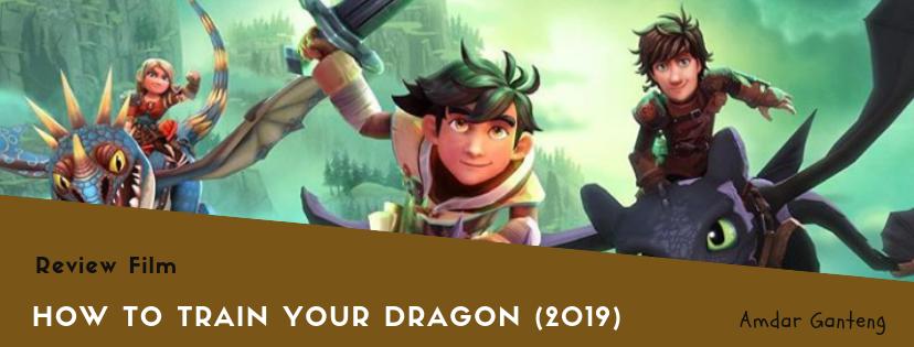 [REVIEW] How to Train Your Dragon 3, Akhir Kisah Sang Naga