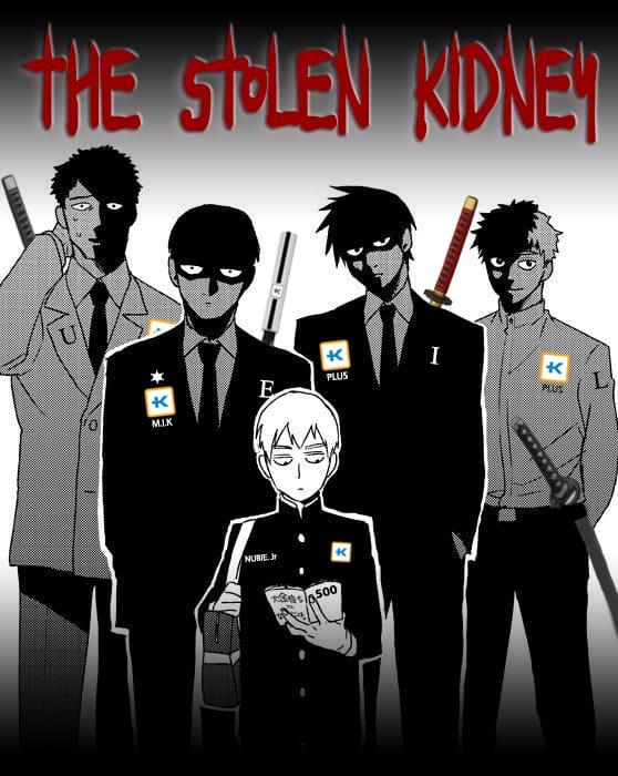 """""""The Stolen Kidney"""" (Khusus 22++)"""