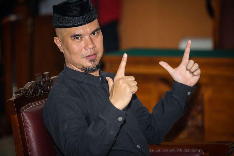 Ahmad Dhani,Calon Walikota Surabaya Paling Populer